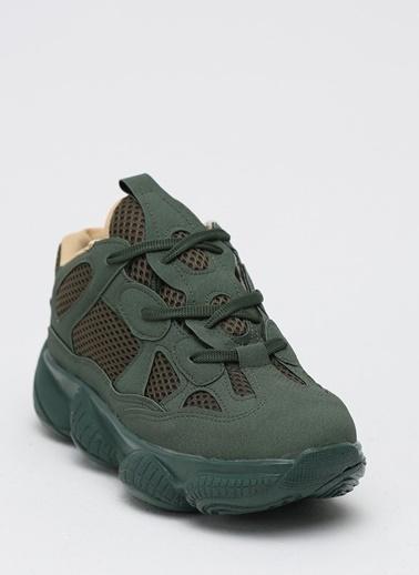 Shoes1441 Yürüyüş Ayakkabısı Haki